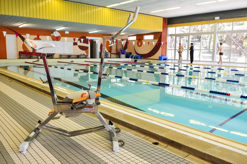 Aquabike csa bonaparte draguignan for Piscine draguignan